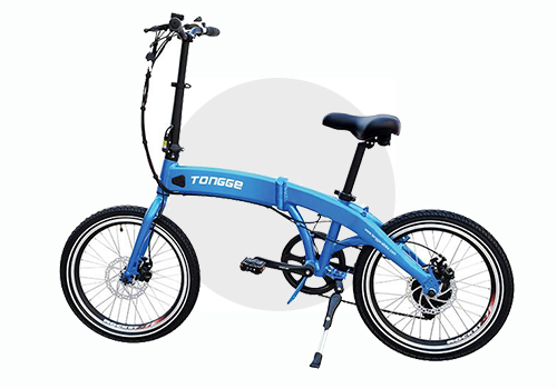 TG-F006 Electric Folding Bike
